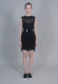 la chambre miniature SS 2014 Collection, Black, Dresses, Fashion, Miniature Rooms, Vestidos, Moda, Black People, Fashion Styles