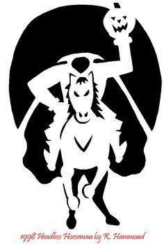 Headless Horseman Pattern by jadewik