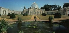 Venue for our wedding last year, specifically the after party. Syon Park's Great Conservatory