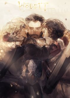 Fili, Thorin and Kili