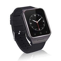 ZGPAX S8 Android 4.4 Dual Core Smart Watch Phone,1.54inch LG Multi-point Touch Screen,3G WCDMA,Bluetooth 4.0,Bulit-in GPS,2M Camera (Black)   Product Features Bluetooth 4.0 Support all android APP softwares RAM 512M+ROM 4GB;External TF card up to 32GB 2 MP camera.Supports Wi-Fi, AGPS,