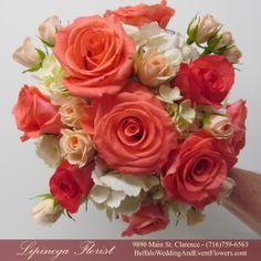 Real buffalo ny wedding lipinoga florist located in clarence ny