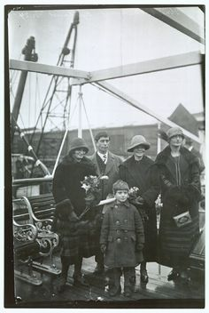Knud Rasmussen returns from the 5. Thule Expiditionon December 3, 1924.