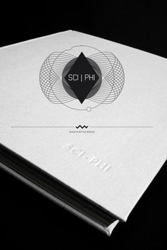 Discover more of the best Sci-Phi and Logo inspiration on Designspiration Logo Design Liebe, Buch Design, Design Art, Print Design, Graphic Design Posters, Modern Graphic Design, Graphic Design Typography, Collateral Design, Stationery Design