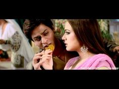 Ahhh... The closest you get to sex in Bollywood.  Love it!!!!    Main Yahan Hoon - Veer-Zaara