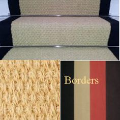 stair runner coir bleached is a light bright versatile stair runner which will be the highlight of almost any interior design. Coir, Stair Runners, Hallway Ideas, Herringbone, Carpets, Bleach, Stairs, House, Design