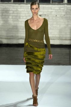 Altuzarra   Spring 2013 Ready-to-Wear Collection   Style.com  Flapper