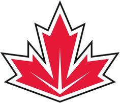 World Cup of Hockey Team Logo - Team Canada logo for 2016 World Cup of Hockey // logo de Canada pour la Coupe du Monde 2016 de Hockey Men's Hockey, Hockey Logos, Nhl Logos, Hockey Cards, Sports Logos, Olympic Hockey, Canada Logo, Hockey World Cup, Nhl Games