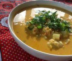 Zanzibar coconut chicken curry