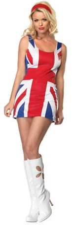 British Flag Dress Adult Costume Description: Sassy and smashing! Look wonderfully wicked in this Union Jack mini-dress. The hottest way to show your pride of the 60s Costume, Costume Shop, Costume Dress, Girl Costumes, Adult Costumes, Hetalia, British Flag Dress, Ukraine, Union Jack Dress