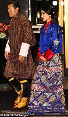 Nackt Jetsun Pema  Royal Wedding