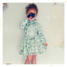 I'll definitely make this dress for little Ju!