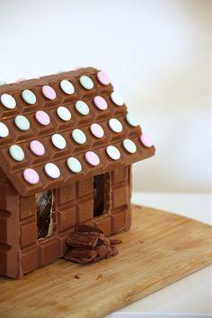 Chocolate House, Xmas, Christmas, Gingerbread, Bird, Outdoor Decor, Home Decor, Cook, Recipes