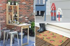 How to Decorate a Patio for Summer