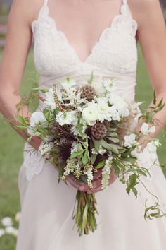 Green-Brown-Rustic-Bouquet