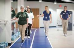 """Older adults complete walking exercises at the University of Florida as part of the UF-led LIFE study. The study, which will be released May examined how physical activity affects the mobility of adults aged 70 [to] Daily Activities, Physical Activities, Training Programs, Workout Programs, Latest Medical News, Walking Exercise, Aging In Place, Regular Exercise, Daily Exercise"