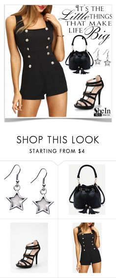 """""""5#SheIn"""" by kiveric-damira ❤ liked on Polyvore featuring WithChic"""