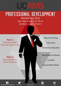 Week 3: Professional Development Wednesday August 27th 6PM-7PM in room 5B5a