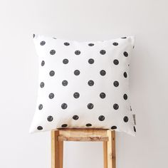 "Black & White Geometric Decorative Pillow, Modern Nursery Pillow, Monochrome Kids Pillows, Teen Pillow, Throw Pillow 16"" x 16"" by LoveJoyCreate on Etsy https://www.etsy.com/listing/190941726/black-white-geometric-decorative-pillow"