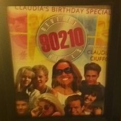 Presente que minha linda amiga @sedauge me deu de aniversario! #impagavel This is the Bgift my dear Seda gave to me! Incredible! I'm officially part of the 90210 gang!