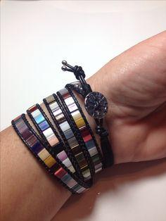 bracelets, homemade bracelets, jewelry, fashion, follow me
