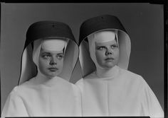 Untitled (two nuns wearing habits) | Harvard Art Museums