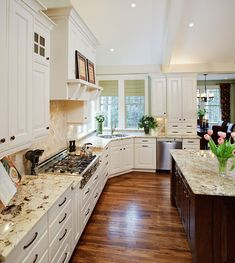 Wonderful layout, gorgeous. Love the counters too!
