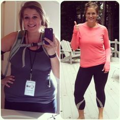 """""""i was a size 18 in december 2011 and today i am wearing a 10. it's a long, hard journey... but completely worth it. never give up.""""- Amanda Tyson   I love her so much!"""