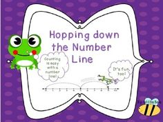 This 10 page number line booklet starts with basic skills such as counting by one's forward and backward, then it progresses into skip counting by 2's, 5's, 10's, and 100's.