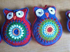 Tabitha's Haakblog: Owls en een patroon!