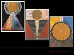 Hilma Af Klint in Tuchman's exhibition, The spiritual in art http://www.theosophyforward.com/theosophy-and-the-society-in-the-public-eye/1138-hilma-af-klint