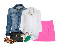 really cute for back to school.