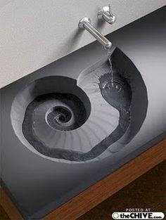 Garage Sink.