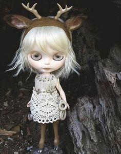 Deer (look at the legs!)