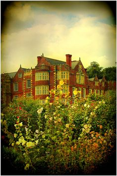 Burton Agness Hall, East Yorkshire. by Philip Ed, via Flickr