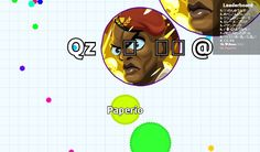 Play new game agar.io for free on Paperio.org As other games on our site. In this game, you will try play this game when you have free time. I am sure that you will have fun. The first and biggest io games. cell base io game. control your cell and eat smaller cells, run away from bigger cells then you.one of the best browser based multiplayer games. .io agario game , play with millions of players from all over the world and try to become the biggest cell of all times. Play the Agario Game…