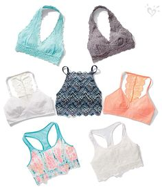 Introducing our new bralette. See more styles from our oh-so-soft collection at shopjustice.com.