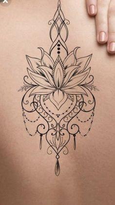 Mandala Tattoos For Women, Sexy Tattoos For Women, Tattoos For Guys, Henna Designs Drawing, Flower Tattoo Designs, Foot Tattoos, Finger Tattoos, Girlfriend Tattoos, Tattoo Mama