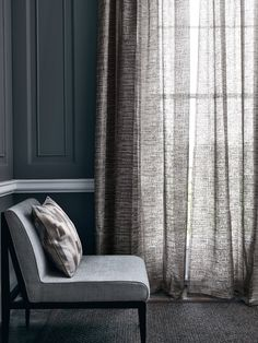 Curtains in City Lights by Jane Churchill
