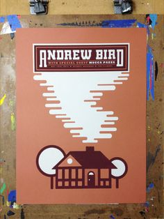 Andrew Bird - Detroit, MI The Fillmore. By Nerl sys design