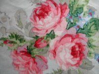 Nostalgia at the Stone House: August 2006 - Beautiful Sanderson fabric