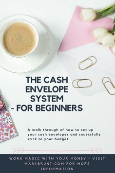 A walk through of how to set up your cash envelopes and successfully stick to your budget.