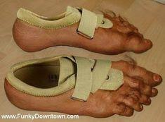 Weirdest Shoes Designs | Funky Downtown lolllll @Jessica Gillenwater Vandine