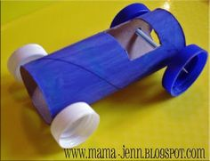tube race car. It really doesn't get much easier and fun than this! :-) Bianca@itti