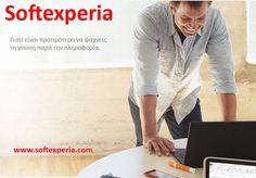 Softexperia.com  Keywords : μηχανογράφηση, social media, κοινωνικά δίκτυα, μηχανοργάνωση, λογισμικό, αυτοματισμός γραφείου, οργάνωση, web design, ανάπτυξη λογισμικού, συμβουλευτική, real estate, σήμανση, ταξινόμηση, αρχειοθέτηση, προϊόντα  'Εδρα : Μητρ. Χρυσοστόμου 3, Πάτρα  #μηχανοργάνωση #μηχανογράφηση #οργάνωσηγραφείου #officeautomation #webdesign #realestate #software #socialmedia