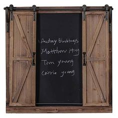 Office Bathroom, Kitchen Office, Romantic Notes, Memo Boards, Message Board, Window Wall, Holidays And Events, Wall Mount, Chalkboard Quotes