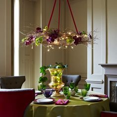 All Aglow in the Winter Night: Decorating with Christmas Lights