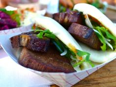 Beef Tongue buns
