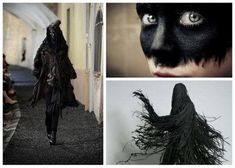 grimm reaper halloween costume makeup | Female Grim Reaper Costume