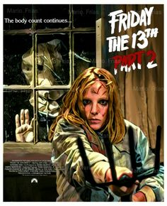 Friday The 13th Pt 2 1981 Edit By Mario. Frías